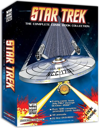 Star Trek : The Complete Comic Book Collection