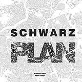 Schwarzplan: Open Street Map basierte Schwarzpläne
