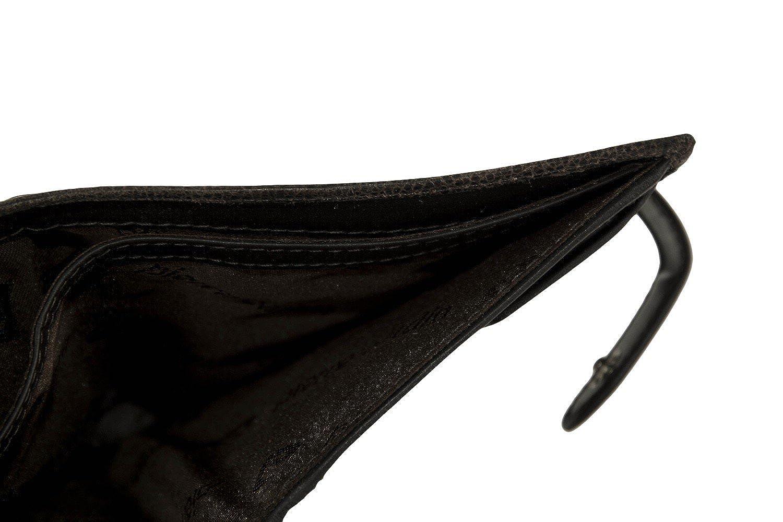 e973438f062c0 Portemonnaie herren vertikal PIERRE CARDIN moro leder mit öffnung knopf  A4926  Amazon.de  Schuhe   Handtaschen