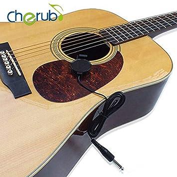 Cherub WCP-60G - Pastilla para guitarra acústica: Amazon.es ...