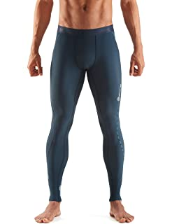 9e38962857b8 Skins Men's's Dnamic Force Thermal Long Tights: Amazon.co.uk: Sports ...