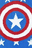 Captain-America-Shield-and-Stars-Knee-High-Socks-with-Wings