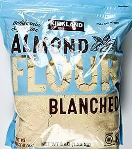 Amazon.com : Kirkland Signature Almond Flour Blanched
