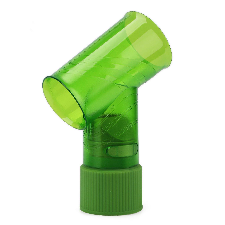 Segbeauty® Viento Girar Difusor del Secador de Pelo para Cabello Ondulado Rizado, Accesorio Secador de Soplo Rizo Mágico Difusores Herramienta de Peinado - Verde Seg-Beauty