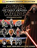 Ultimate Sticker Collection: Star Wars: The Force Awakens Stickerscapes