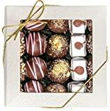 Gifts Flowers Food Best Deals - Chocolate Gift Box, Fresh and Delicous, Great Gift Idea, 20 Count