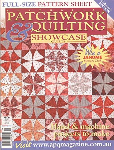 Australian Patchwork & Quilting Showcase, Vol 11 No 11 (Postage Basket)