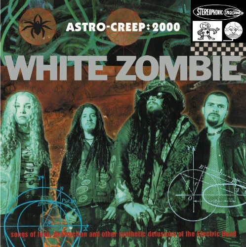 Vinilo : White Zombie - Astro-Creep: 2000 (Holland - Import)