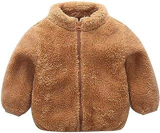 Winter Baby Coat,Fineser Child Baby Kids Girl Boy Letter Print Panda Pockets Hoodie Outerwear Jacket Snowsuit Coat 3 Color