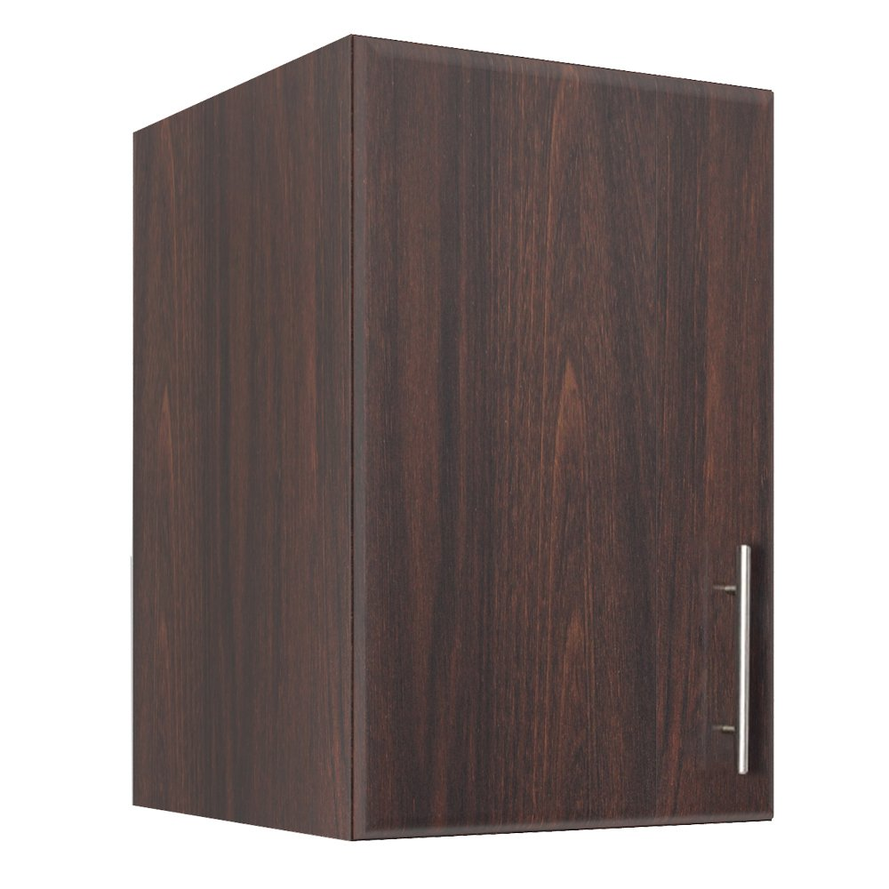 LifeSky LIF-CKC3002-2 Storage Cabinet, 16''x24'' Wall, Walnut by LifeSky (Image #1)