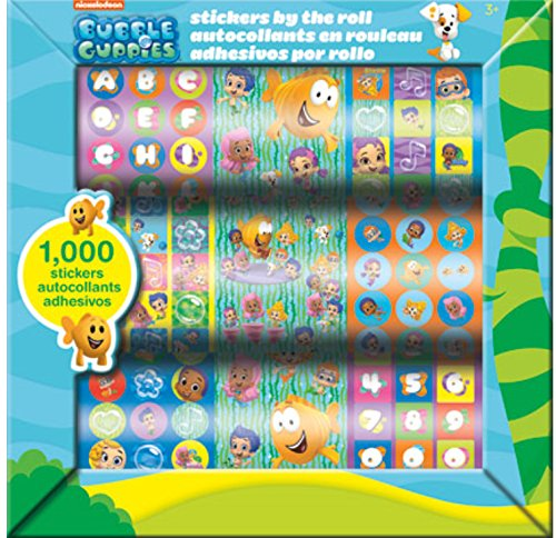 1000 stickers roll - 7