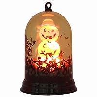 Lampe nuit veilleuse Halloween citrouille lumière sorcière lumière scène décoration lumière nuit décoratif,Pour les décorations de vacances, restaurants, à l'intérieur, Halloween, etc