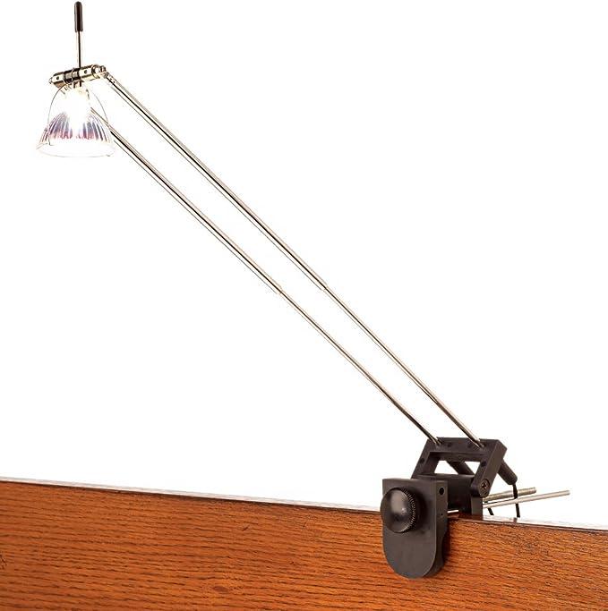 CP1 Clamp-on Light 50 watt bk