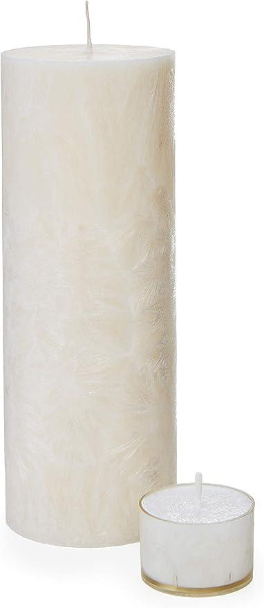 Solumar - Velas Naturales Hechas a Mano con una Mecha de algodón ...