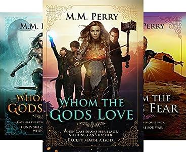 Amazon com: Whom the Gods Love (Of Gods & Mortals Book 1
