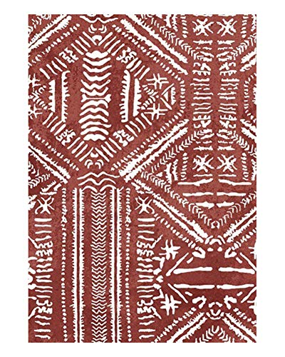 blue page Bohemia Tatami Carpets Home Decoration Ethnic Style Red White...