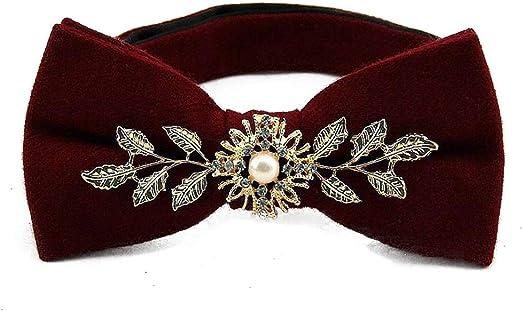 Yhjklm - Corbata de moño para Hombre, diseño clásico Oficial de ...