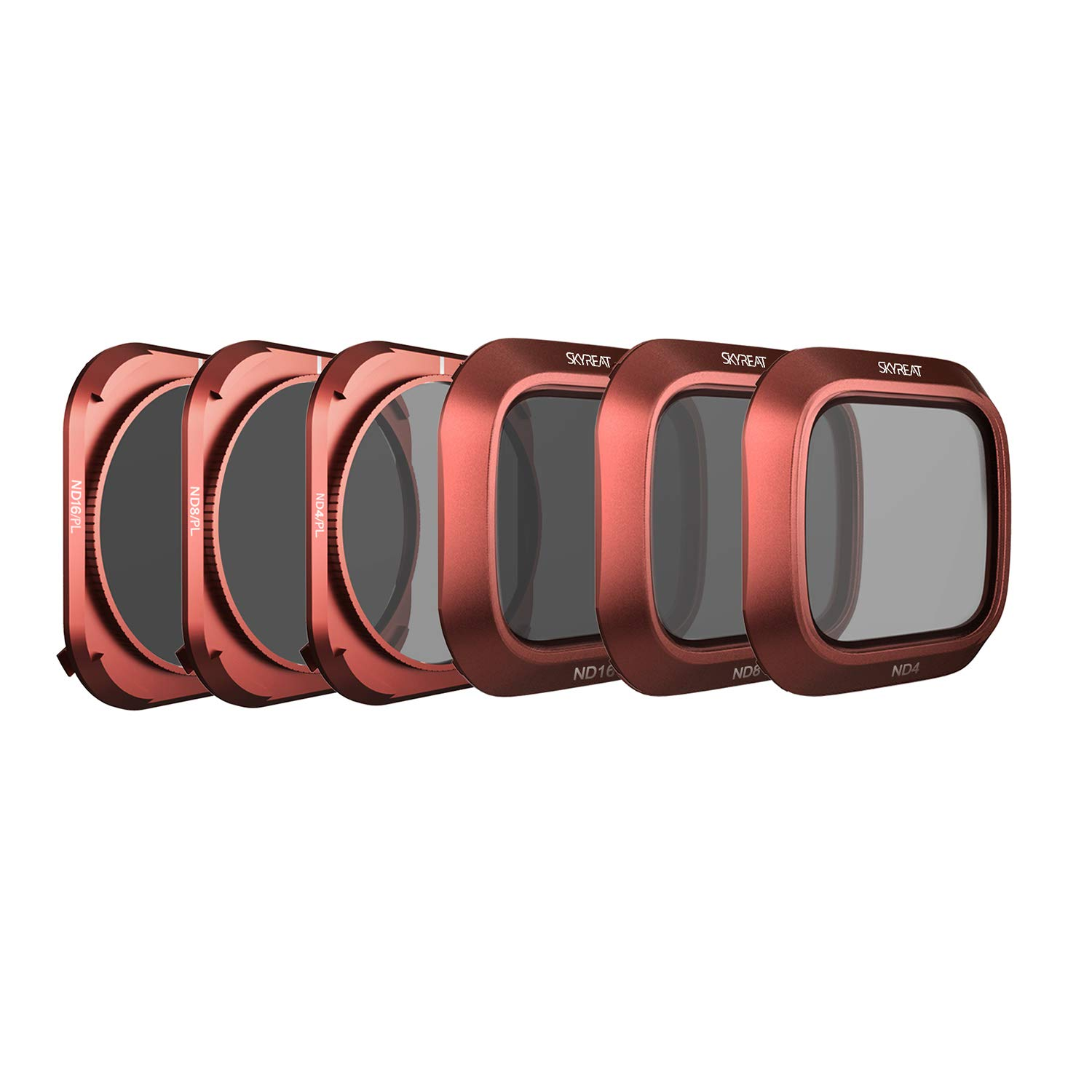 SKYREAT Upgraded Lens Filters ND1000 Compatible with DJI Mavic 2 Pro Filter Long Exposure