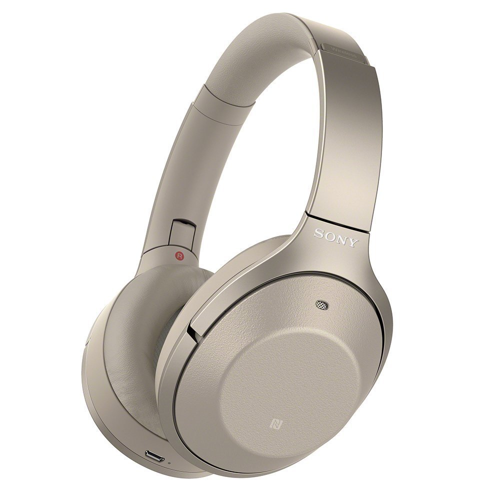 Sony WH-1000XM2 Gold ワイヤレスノイズキャンセリングヘッドフォン WH1000XM2 [並行輸入品] B079ZV17RS