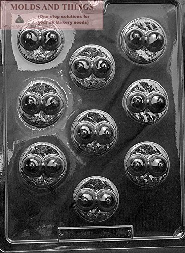 - RITZY TITZY Adult Chocolate Candy Mold with Copyrighted Molding Instructions