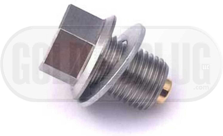 GoldPlug Magnetic Drain Plug MP-02