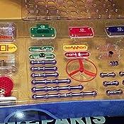 Cefa Toys 21820 Electrocefa 100 - Juego de electronica