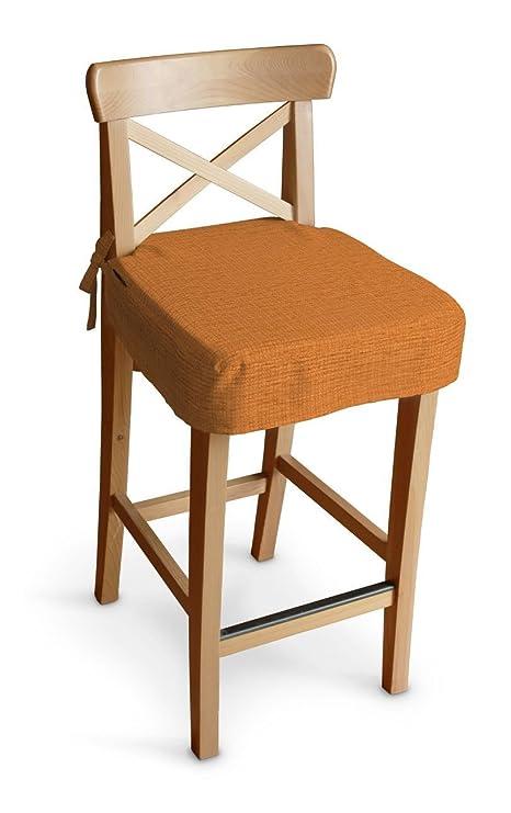 Dekoria Cuscino per sedia sgabello da bar Ingolf rivestimento ...
