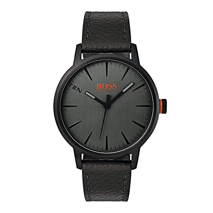 [amazon.de] Hugo Boss Orange Herren-Armbanduhr um 80€ anstatt 118€
