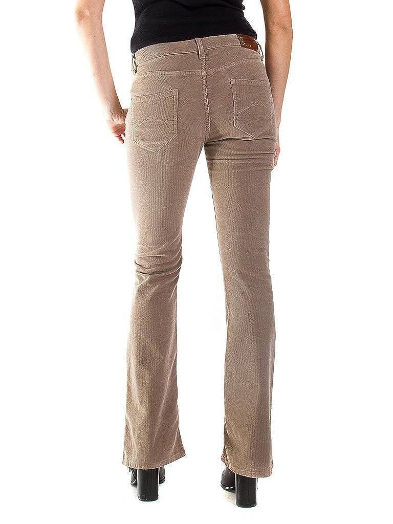 Carrera Pour FemmeStyle NormaleNormale UnieTaille Jeans BootcutCouleur 752 Pantalon jLSMGqUzpV