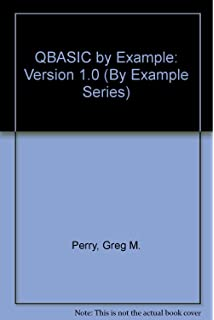 Qbasic programming for dummies amazon douglas books qbasic by example version 10 by example series fandeluxe Image collections