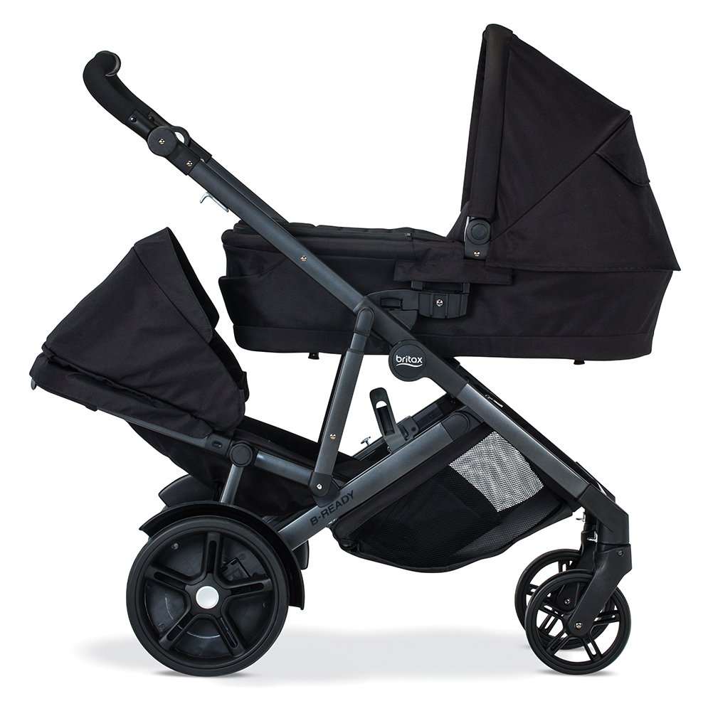 Britax USA Stroller - lots of seating options
