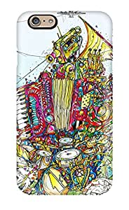 Viktoria Metzner's Shop New Arrival Case Cover With Design For Iphone 6- Music Art