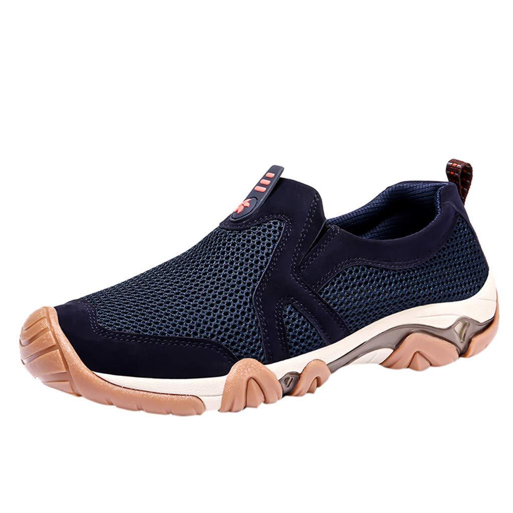 2d71a64b076ca Amazon.com: Corriee Men's Minimalist Trail Running Barefoot Shoes Men Casual  Mesh Outdoor Sport Shoe: Clothing