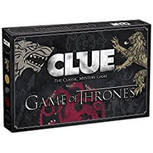 USAOPOLY Clue-Game of Thrones Board Game