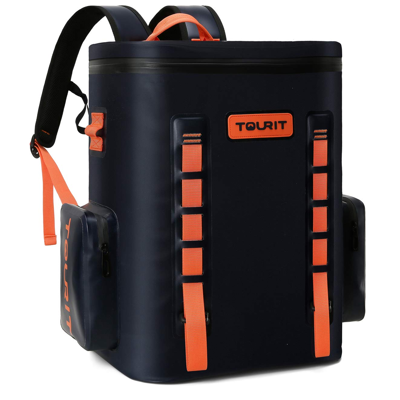 TOURIT Leak-Proof Soft Sided Cooler Backpack Waterproof Insulated Backpack Cooler Bag Large Capacity Backpack with Cooler for Men Women to Picnics, Camping, Hiking or Beach, 36 Cans by TOURIT