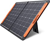 side facing jackery solarSaga 100 w