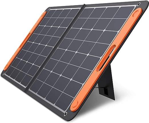 Amazon.com: Jackery SolarSaga Panel solar portátil de 100 W ...