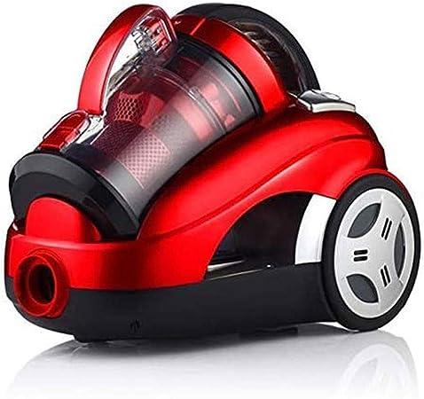 JNWEIYU Aspiradora sin Cable De Mano del Aspirador eléctrico 2600W Aspiradoras con depósito de Alta Potencia de succión del hogar aspiradora de vacío (Color: Rojo): Amazon.es: Hogar