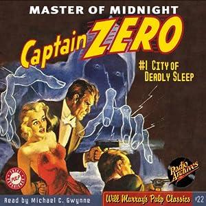 Captain Zero #1 November 1949 Audiobook