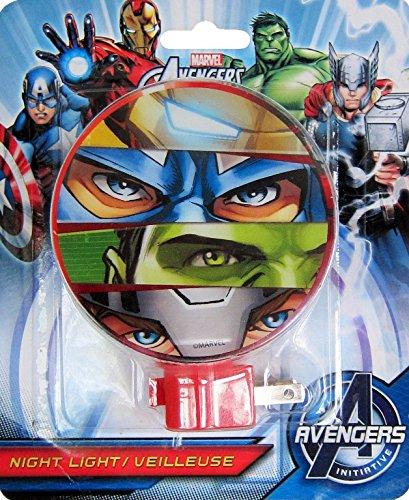 Marvel Avengers Assemble Light Incredible Multi Colors product image