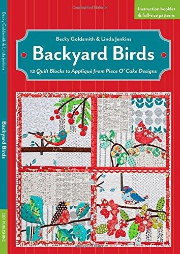 backyard bird quilts - 3