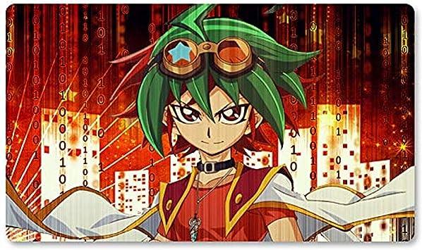 Enter Yuya Sakaki - Juego de Mesa Yugioh Playmat Juegos Tapete de Mesa Alfombrilla de ratón MTG Jugar Mat ¡para Yu-Gi-Oh! Mon Magic The Gathering 30X80CM: Amazon.es: Electrónica