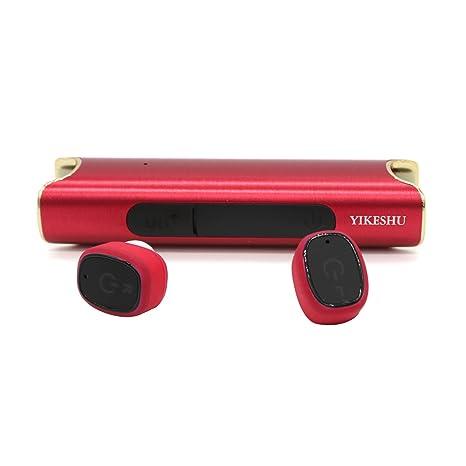 YIKESHU S2 Bluetooth V4.2 auriculares inalámbricos cancelación de ruido Earbuds Sweatproof Deportes en el