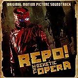 Repo! The Genetic Opera Soundtrack, Cast Recording edition (2008) Audio CD