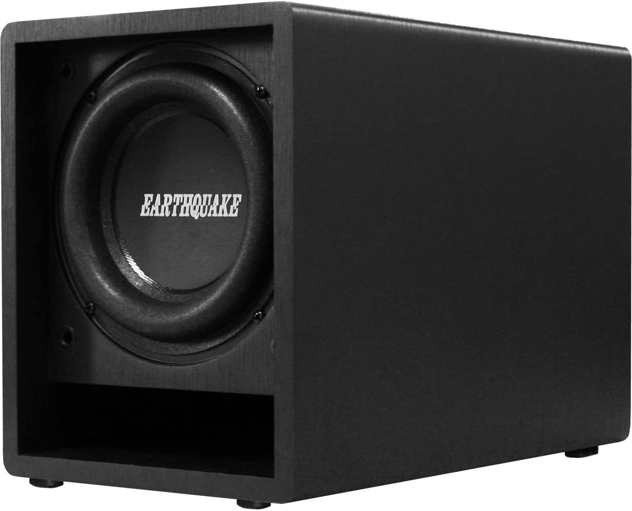 Earthquake Sound FF6.5 6.5-Inch Front Firing Subwoofer