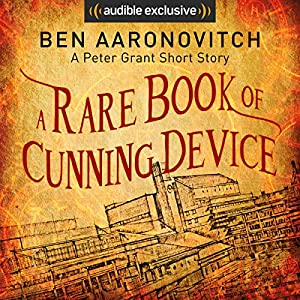 A Rare Book of Cunning Device Audiobook