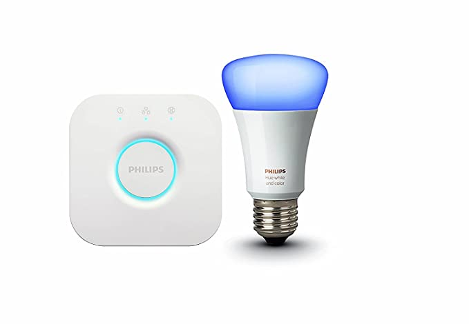 Philips Lampen Hue : Philips hue mini starter with w e bulb white and color