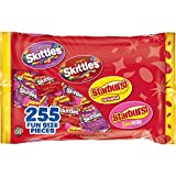 Skittles and Starburst Original Candy Bag (255 ct.) - Flavor of your choice