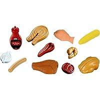 Theo Klein 9413 - Weber Grillgut-Set, Spielzeug