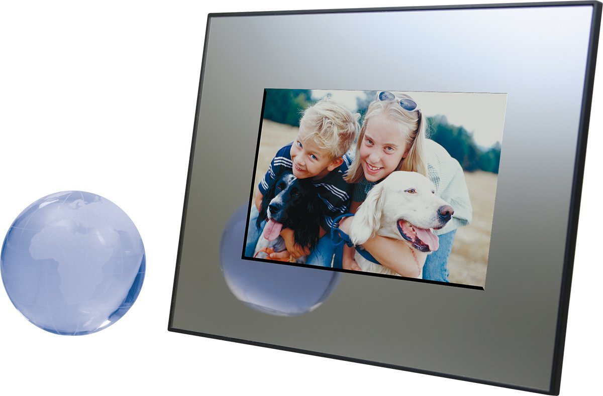 Rollei DF-7 Feelings Mirror Digitaler Bilderrahmen 7: Amazon.de: Kamera